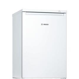 Bosch Serie 2 GTV15NW3AG Undercounter Freezer - White Reviews