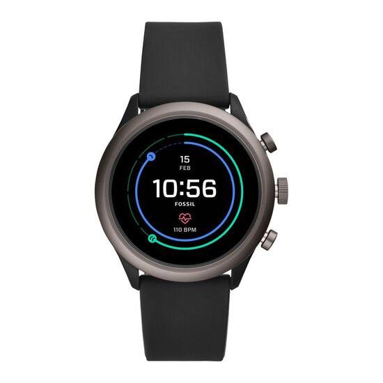 Fossil Sport FTW4019 Smartwatch - Black, 43 mm