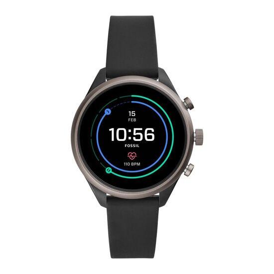 Fossil Sport FTW6024 Smartwatch - Black, 41 mm