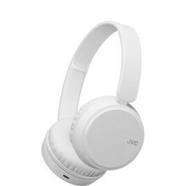 JVC HA-S35BT-W-U Wireless Bluetooth Headphones - White Reviews