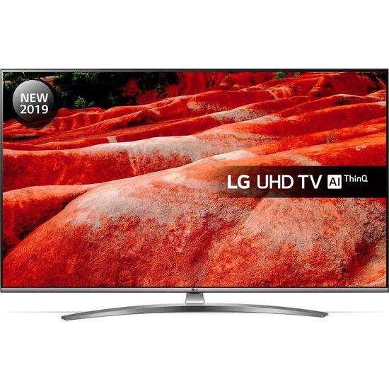 LG 55UM7610PLB 55 Smart 4K Ultra HD HDR LED TV with Google Assistant