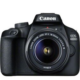 CANON EOS 4000D DSLR 18-55mm Reviews