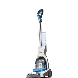 Vax Compact Power CWCPV011 Upright Carpet Cleaner - White Reviews