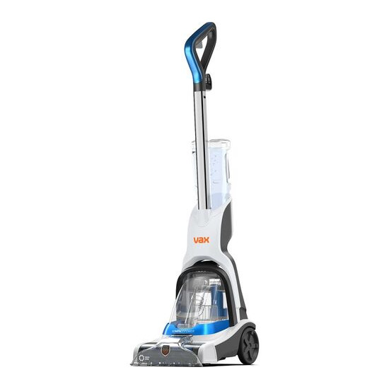 Vax Compact Power CWCPV011 Upright Carpet Cleaner - White