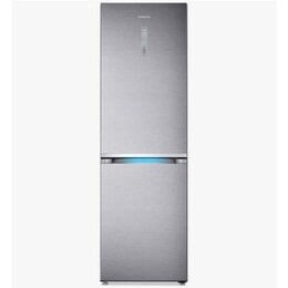 Samsung RB33R8899SR Freestanding Fridge Freezer - Silver - 60/40 Reviews