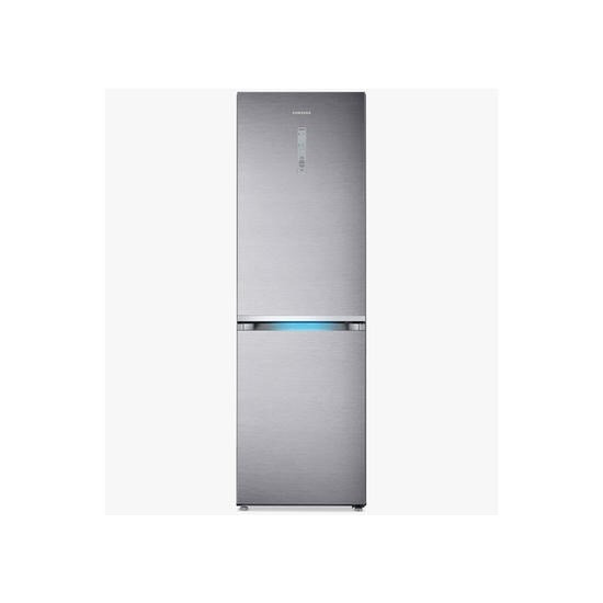 Samsung RB33R8899SR Freestanding Fridge Freezer - Silver - 60/40