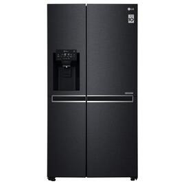 LG GSL760MCXV American-Style Smart Fridge Freezer - Black Reviews