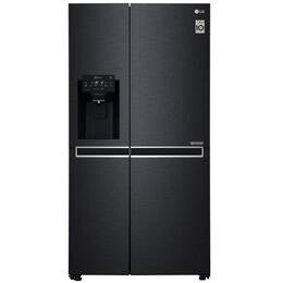 LG GSL761MCXV American-Style Smart Fridge Freezer - Black Reviews