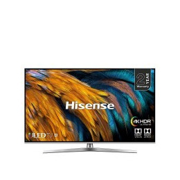 "Hisense H55U7BUK 55"" Smart 4K Ultra HD HDR LED TV Reviews"