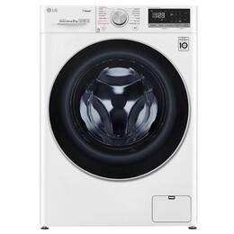 LG AI DD V5 F4V508WS WiFi-enabled 8 kg 1400 Spin Washing Machine - White Reviews