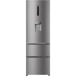 HAIER AFE635CHJW 60/40 Fridge Freezer - Stainless Steel Reviews