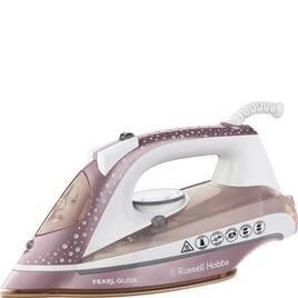 Russell Hobbs Pearl Glide 23972 Steam Iron - Rose Reviews
