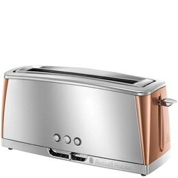 Russell Hobbs Luna 24310 2-Slice Toaster - Copper Reviews