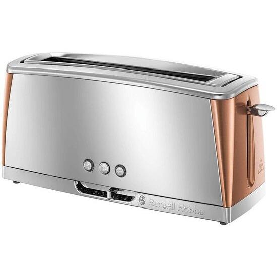 Russell Hobbs Luna 24310 2-Slice Toaster - Copper
