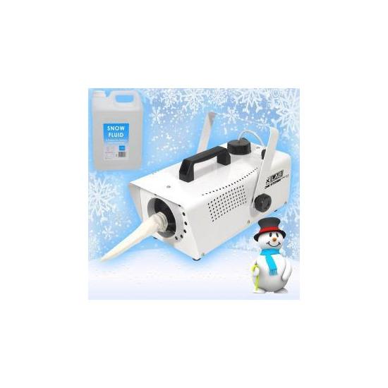 FXLab (600W) Snow Storm II Artificial Snow Effects Machine