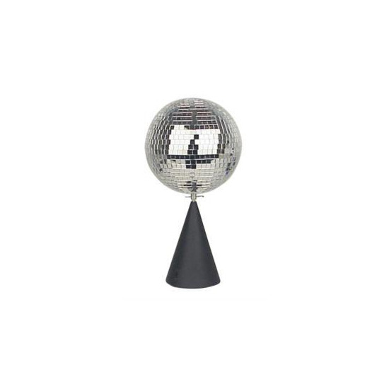 FXLab (6 Inch) Free Standing or Ceiling Mounted Mirror Ball Kit