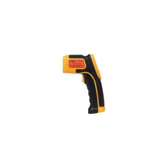 Precision Gold Sensor Infrared Thermometer -32C-550C