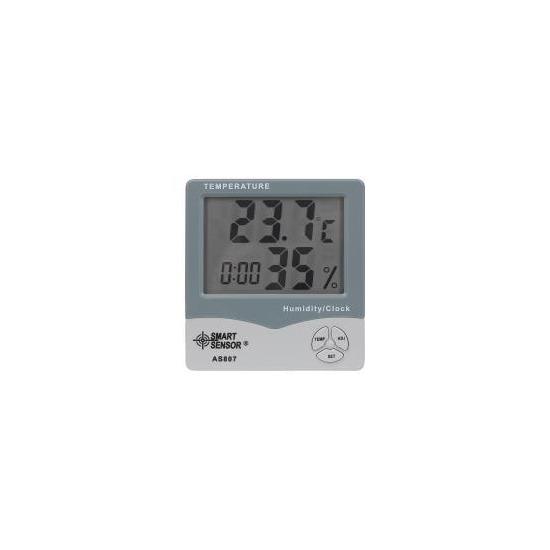 Precision Gold Sensor Humidity and Temperature Clock / Calender
