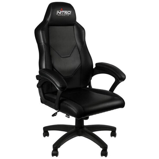 Nitro Concepts C100 Gaming Chair - Black