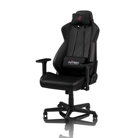 Nitro S300 EX Gaming Chair - Carbon Black