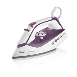 Swan SI30150N Steam Iron - Purple Reviews