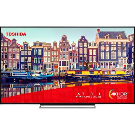 Toshiba 65VL5A63DB 65 Smart 4K Ultra HD HDR LED TV