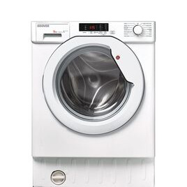 HOOVER HBWM 915D 80 Integrated 9 kg 1500 Spin Washing Machine Reviews