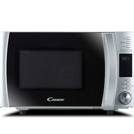 CANDY CMXW 30DS-UK Solo Microwave - Silver Reviews