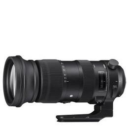 Sigma 60-600mm f/4.5-6.3 DG OS HSM Sports Telephoto Zoom Lens - Canon Fit
