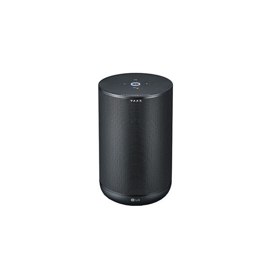 LG ThinQ WK7 Voice Controlled Speaker - White
