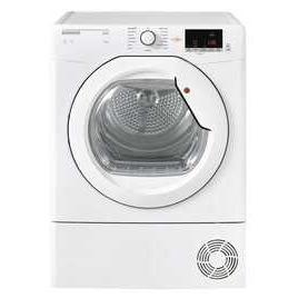 Hoover Link HLV10DG NFC 10 kg Vented Tumble Dryer - White Reviews