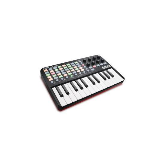 Akai Ableton Live Controller with Keyboard APC Key 25