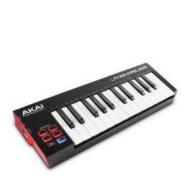 Akai LPK25 Battery-Operated Wireless Bluetooth MIDI Keyboard Controller