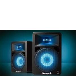 Numark N-Wave 580L - Compact 40-Watt Full Range Desktop DJ Monitors