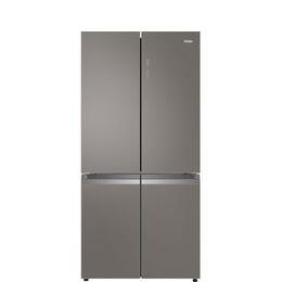 Haier HTF-540DGG7 Fridge Freezer - Silver Reviews