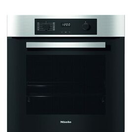 Miele H2265-1B Electric Oven - Steel Reviews