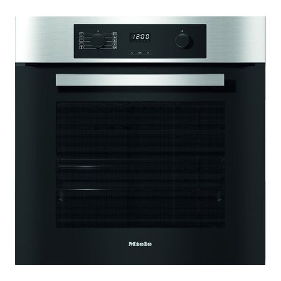 Miele H2265-1B Electric Oven - Steel