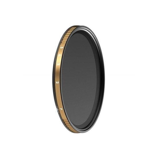 Polar Pro Variable ND Filter - PM Edition - 67mm 2-5 Stop Filter