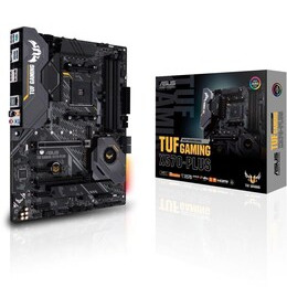 ASUS TUF X570-PLUS GAMING AM4 Motherboard Reviews