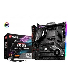 MSI MPG X570 GAMING PRO CARBON WIFI AM4 Motherboard Reviews