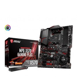 GAMING PLUS AMD X570 AM4 Motherboard Reviews