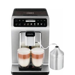 Krups Evidence Plus EA894T40 Bean to Cup Coffee Machine - Titanium