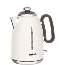 Tefal Retra KI780A40 Jug Kettle - Cream & Mokka Reviews