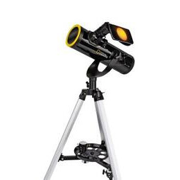 National Geographic 76/350 Telescope , Sun filter & Smartphone Adapter Reviews
