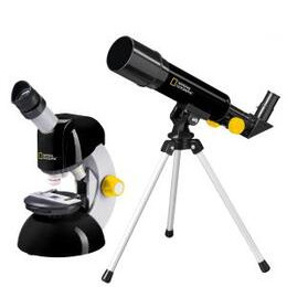 National Geographic Telescope & Microscope Kit Reviews