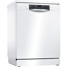 Bosch SMS46MW03G 14 Place Fully Integrated Dishwasher Reviews