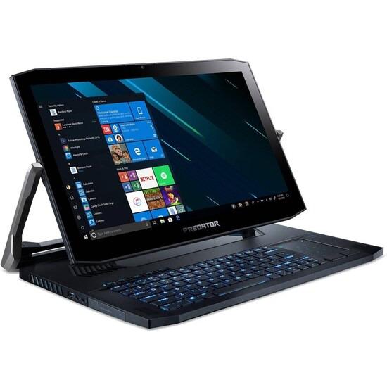 "Acer Predator Triton 900 17.3"" Intel Core i7 RTX 2080 2 in 1 Gaming Laptop - 1 TB SSD"
