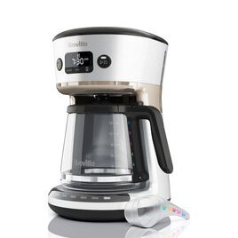 BREVILLE Mostra Easy Measure Filter Coffee Machine VCF115 - Silver Reviews