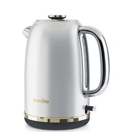 BREVILLE Mostra VKT139 Jug Kettle - Silver Reviews