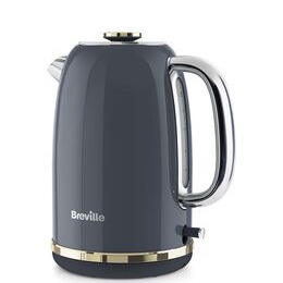 BREVILLE Mostra VKT141 Jug Kettle - Grey Reviews